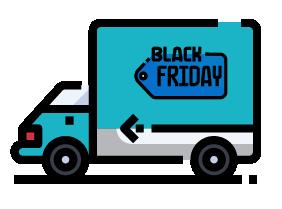 Black Friday Truck