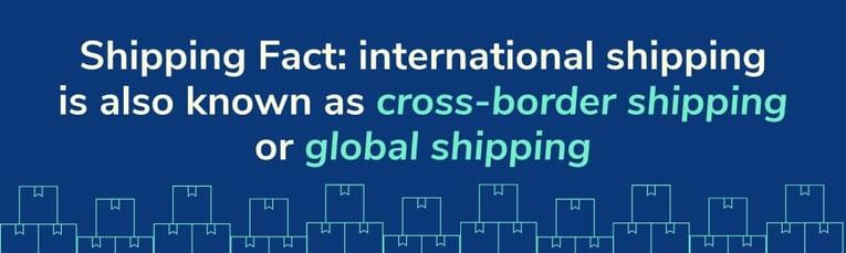 International Shipping Facts