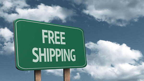 How to offer free shipping